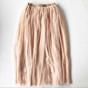 Mossimo Supply Company Tulle Skirt